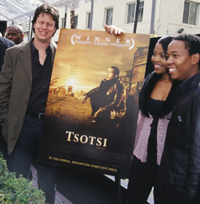 tsotsi homelessness and foreign language film Best foreign language film - 2006 academy awards  tsotsi (urban slang – thug) is a film based on a novel by athol fugard  he has grown up with other homeless .